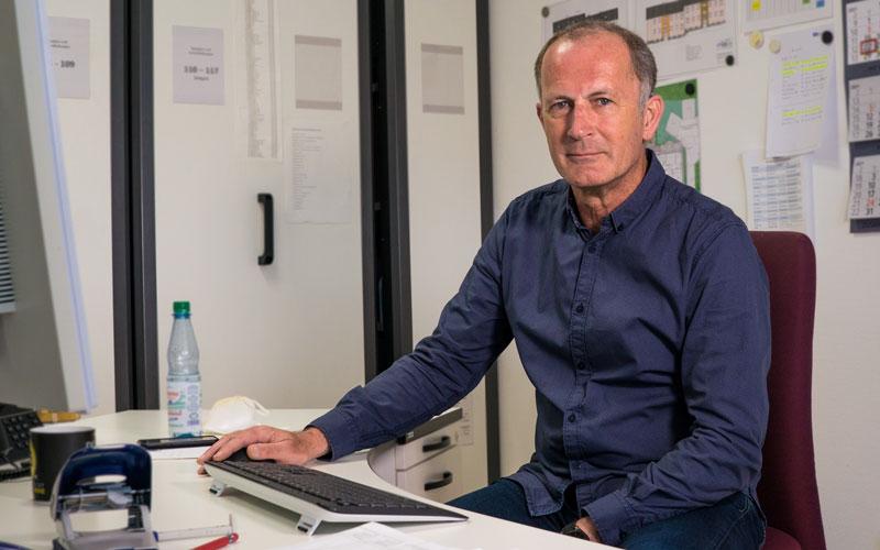 Matthias Kurz - Technik und Service bei der WBDill
