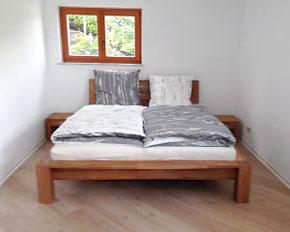 WBDill-Gäste-Apartment – Schlafzimmer