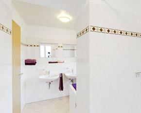 WBDill-Gästewohnung - Badezimmer