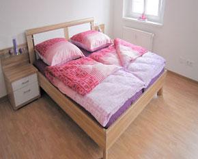 WBDill-Gästewohnung - Schlafzimmer